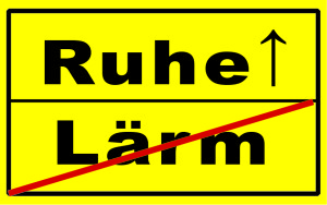 Laerm-Ruhe